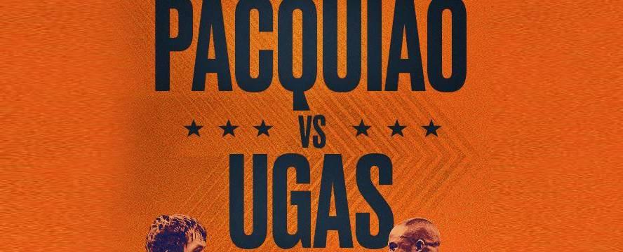 PBC: Manny Pacquiao Vs Yordenis Ugas