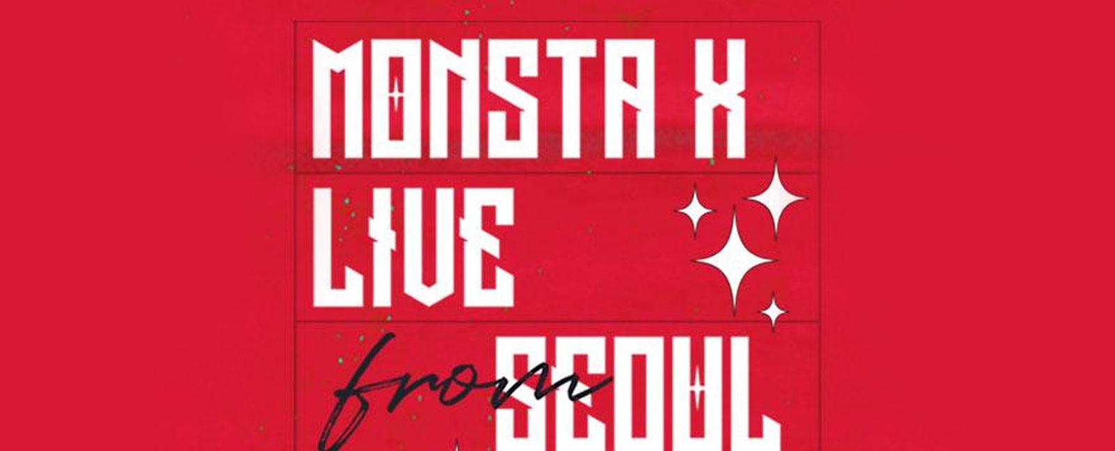 LiveXLive Monsta X Live