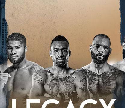Legacy Boxing Series 1: Austin Trout Vs Alejandro Davila