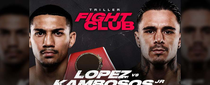 Teofimo Lopez vs George Kambosos Jr