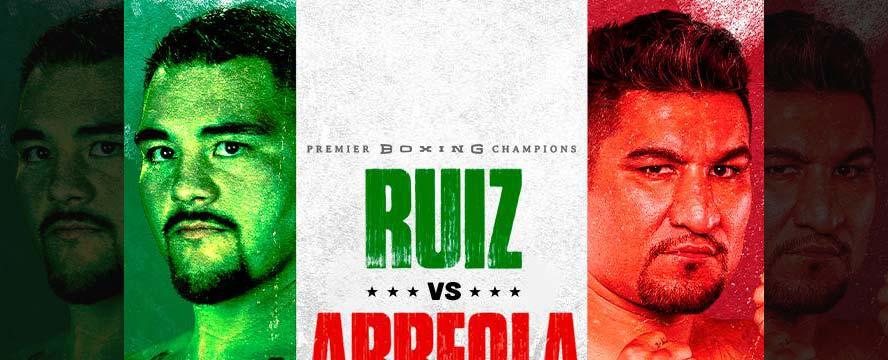 PBC: Andy Ruiz vs Chris Arreola