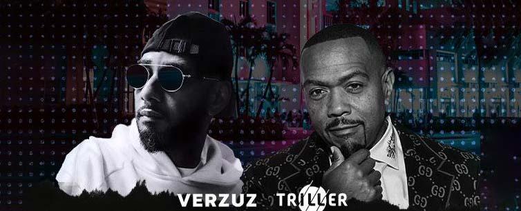 Verzuz: Swizz Beatz vs Timbaland - The Rematch